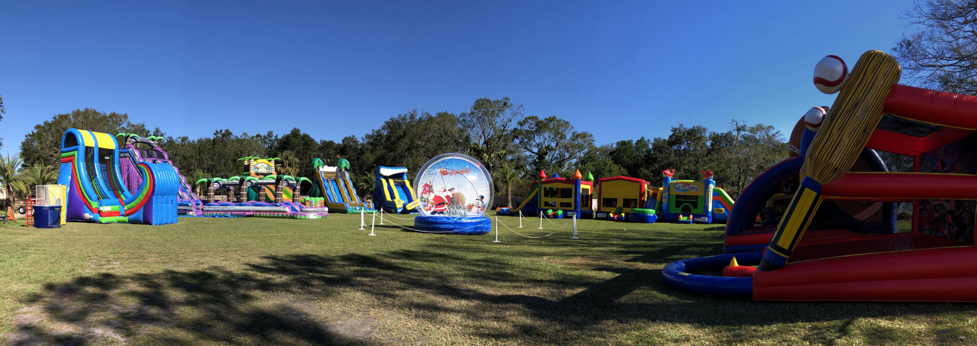 Bounce Houses & Event Rentals